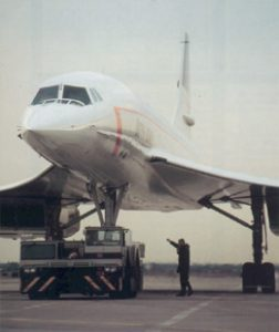 'Good morning Speedbird Concorde 2, you are cleared to London Heathrow.'